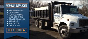 Mark's Paving Services