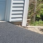 paved drive & paver walk