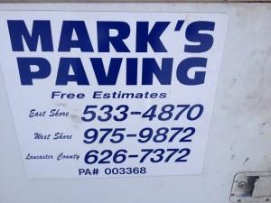 Call for free estimates: East Shore 533-4870, West Shore 975-9872, Lancaster County 626-7372