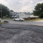 asphalt that needs to be repaved